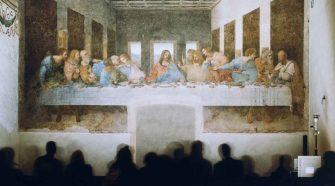 Ultima Cena di Leonardo