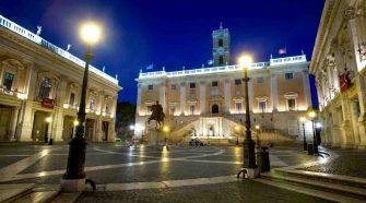 punti luce di Roma