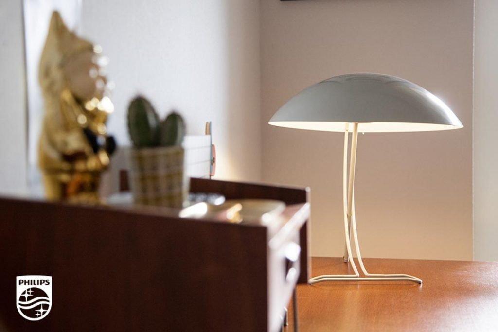 [cml_media_alt id='3067']Lampada da tavolo Beauvais, linea Philips New Vintage[/cml_media_alt]