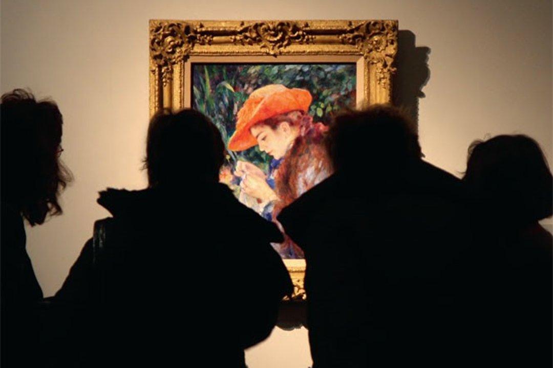 L'illuminazione delle opere