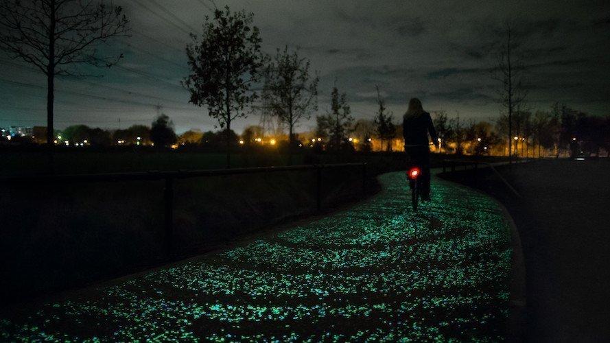 pista ciclabile Van Gogh Rosegaarde