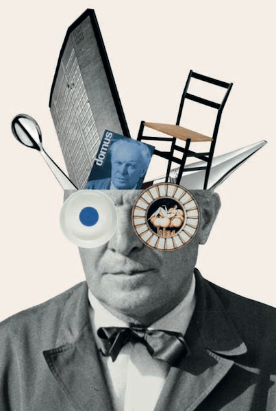 Italo Lupi, poster della mostra