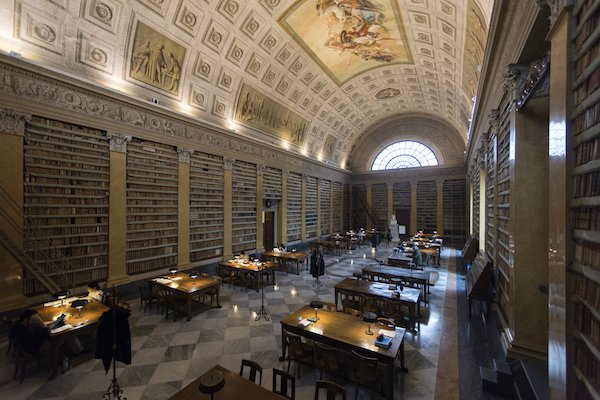 Parma Biblioteca Palatina