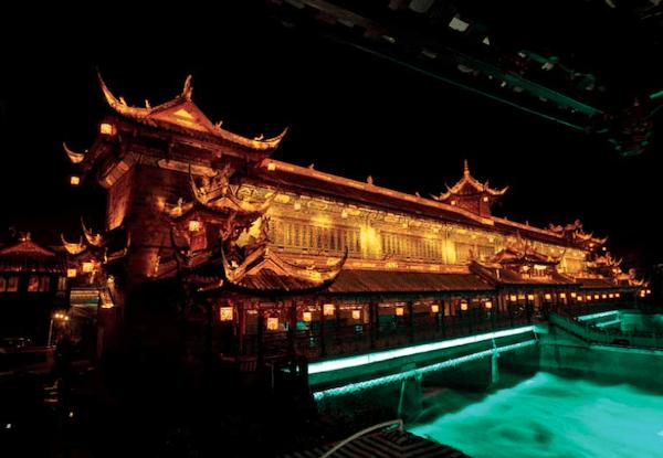 Dujiangyan, Cina