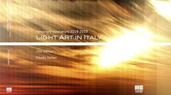 Light Art in Italy Gellini