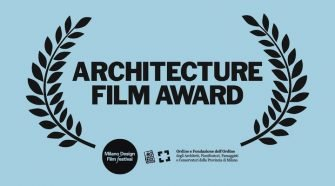 ARCHITECTURE FILM AWARD_MILANO DESIGN FESTIVAL 2020