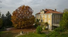 Villa Moncalieri Hill of the arts