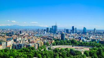 Milano, skyline