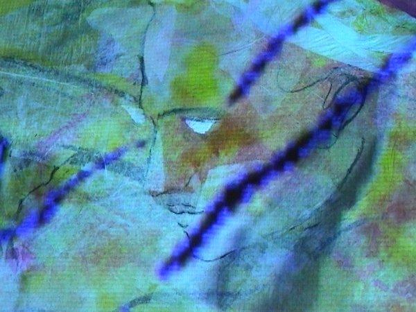 Sensitive Painting