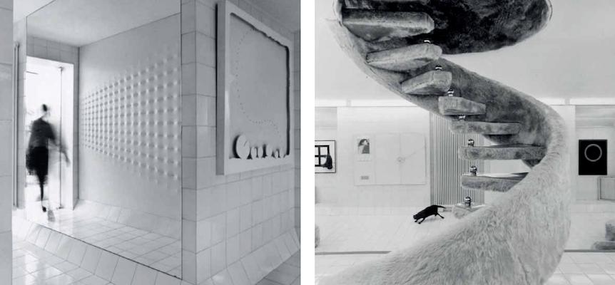 Nanda Vigo con Giò Ponti, La casa sotto la foglia, 1965-68, Malo (VI)_ph_ Casali docmus