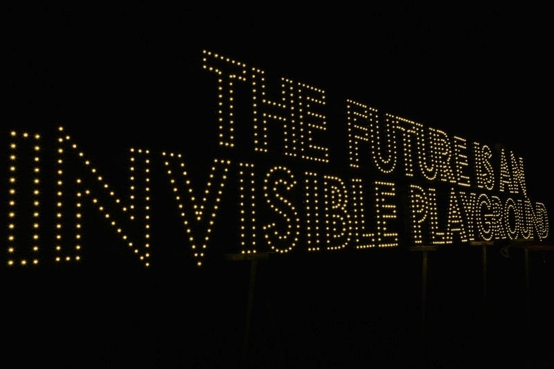 the visible future, BASE MILANO