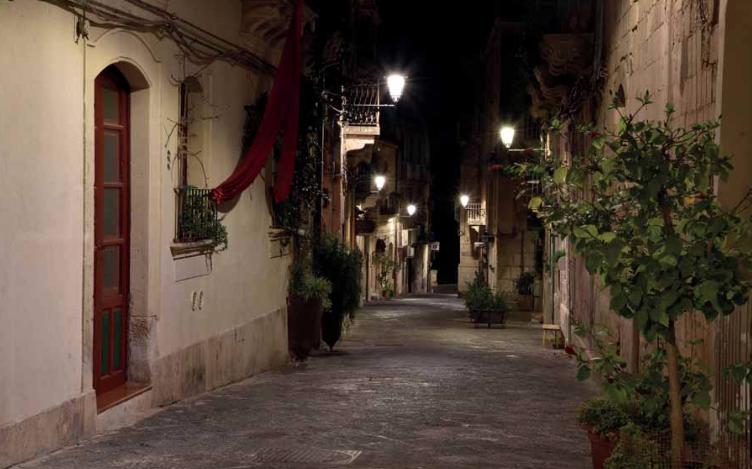 Centro storico Siracusa Ortigia