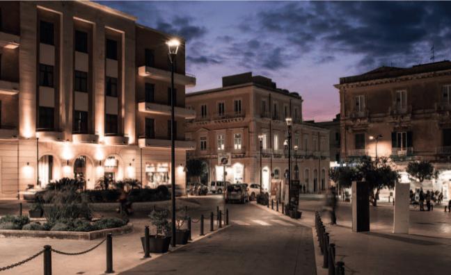 centro storico di Ortigia