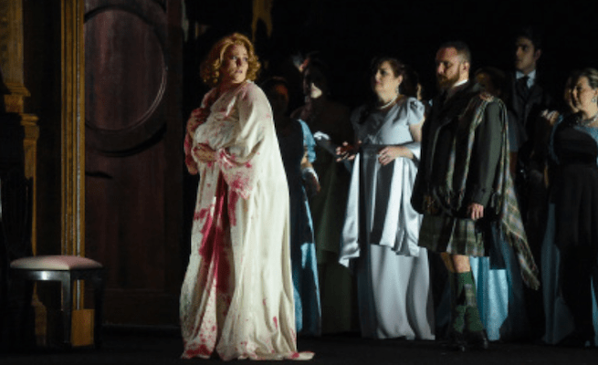 Lucia di Lammermoor Ópera de Oviedo